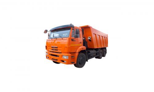 Самосвал «КамАЗ 6520-6012-43» 20 тонн